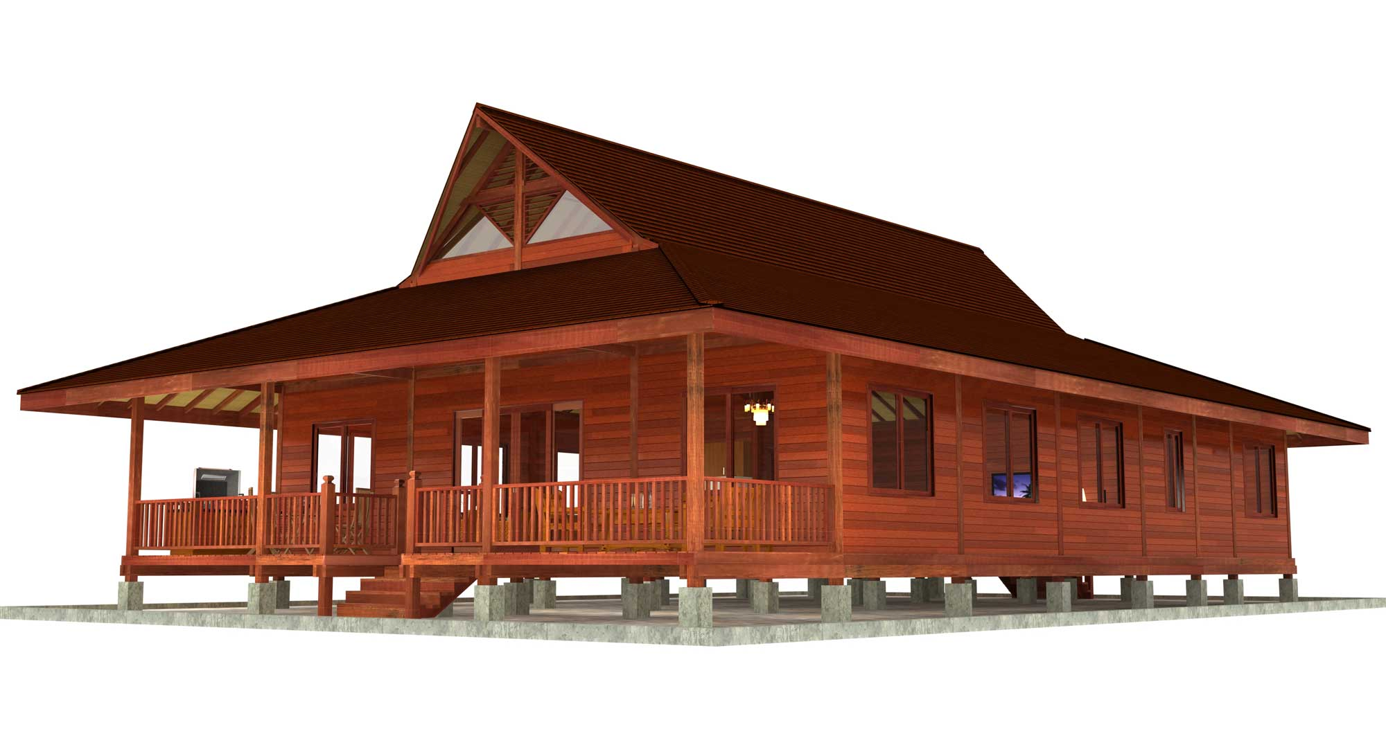 Bali house designs floor plans for Bali style home designs