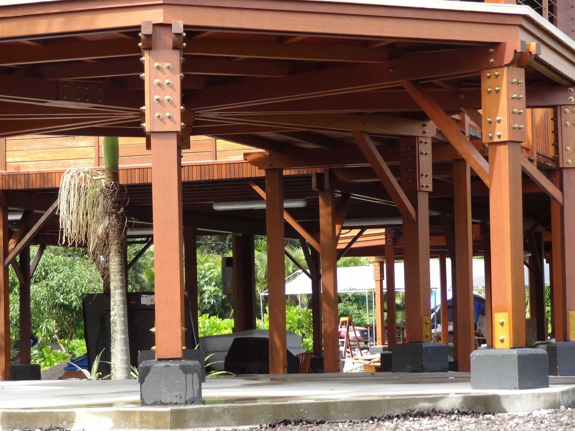 Prefab Post Amp Beam Homes Houses Teak Bali