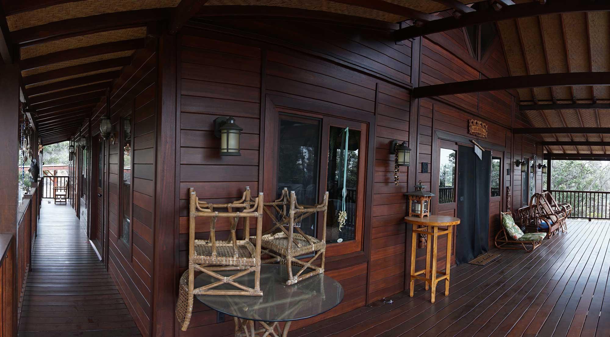 Prefab Project Ha 04 Oceanview Teak Bali