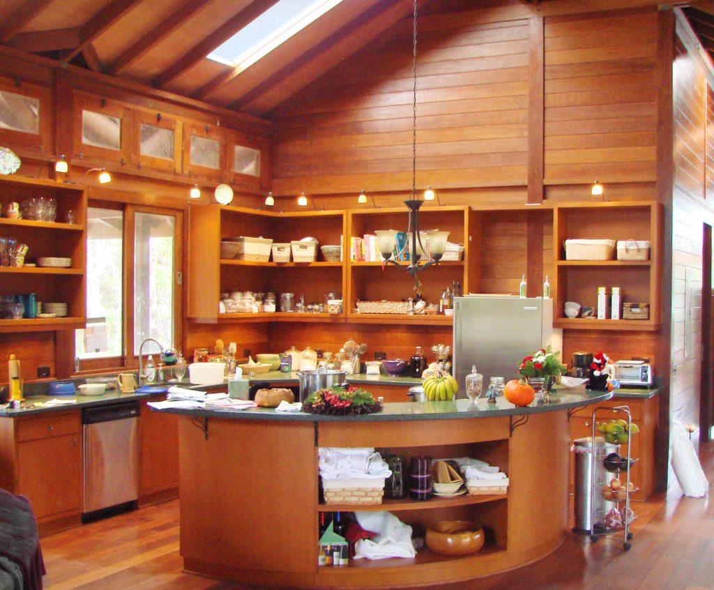 Luxury Hardwood Hawaii Homes