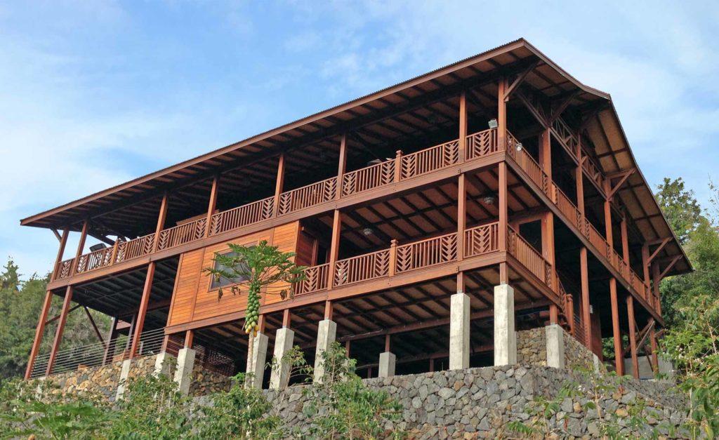 Luxury Hardwood Kona Homes