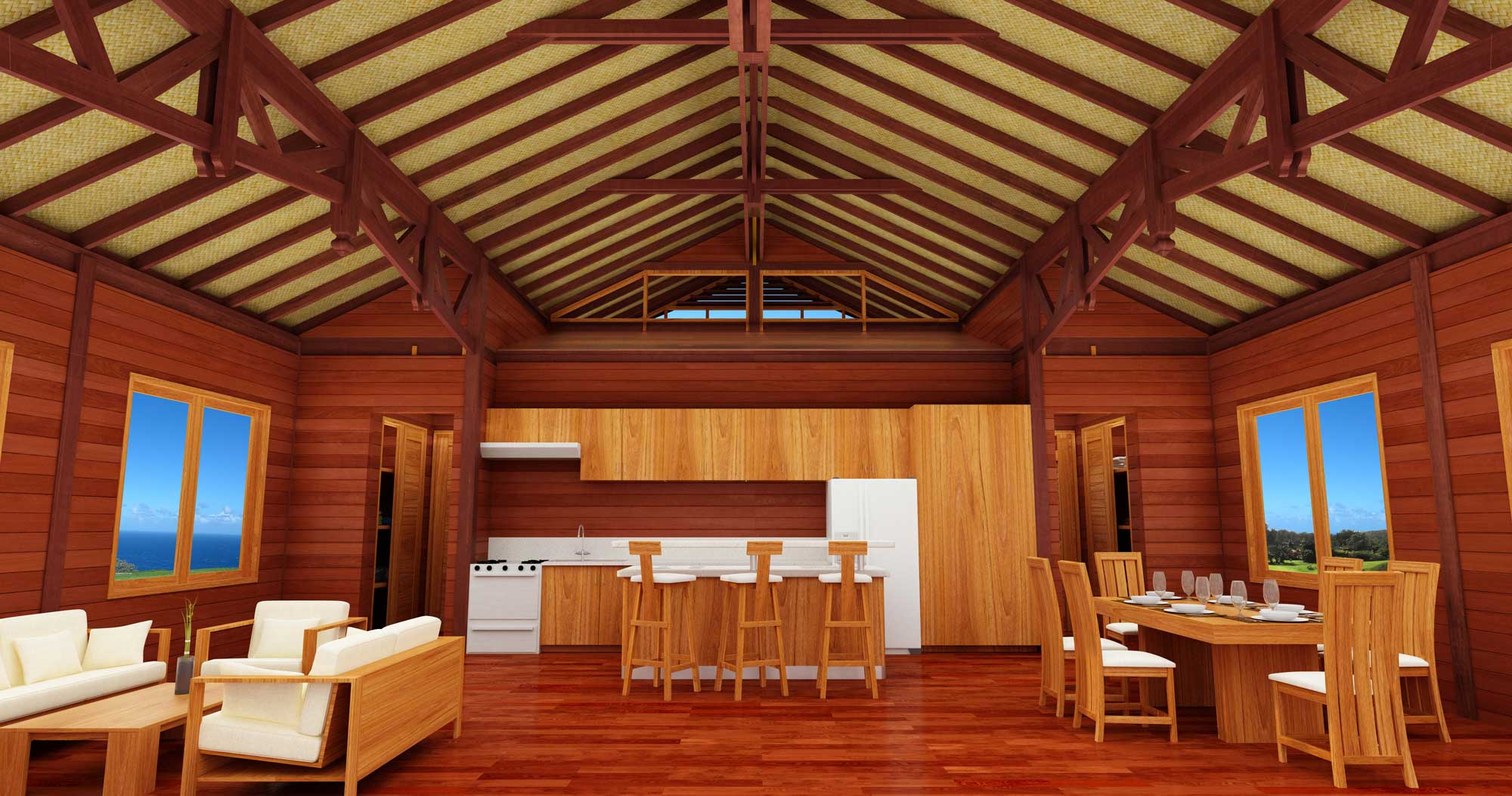 Tanglewood Design Oahu Floor Plans Teak Bali
