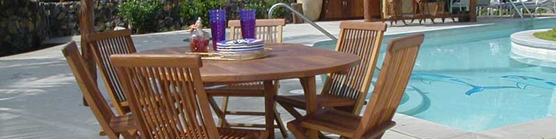 Quality Teak Wooden Furniture Teak Bali